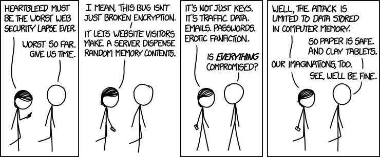 heartbleed xkcd comic